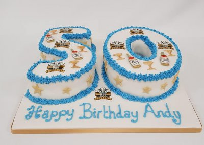 Anne's Patisserie Celebration Cake 19