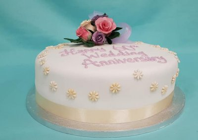 Anne's Patisserie Celebration Cake 4