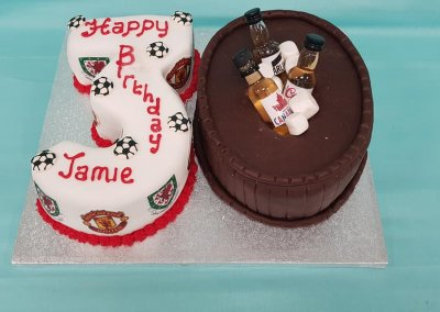 Anne's Patisserie Celebration Cake 6